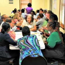 First Resiliency Workshop Held In St. Thomas. The Advisory Committee Hopes To Inform The Rebuilding Of The Territory Following Irma And Maria.