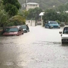 VITEMA Says It's Monitoring Weather System And Floods Impacting USVI