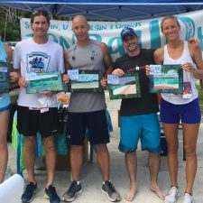 Crafts, Baranowski Claim Top Spots At 2nd Ten Bay 10K; Funds Raised To Benefit St. John Rescue And St. John Landsharks