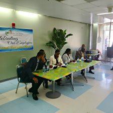 Watch   St. Croix Senators Address JFL Employees
