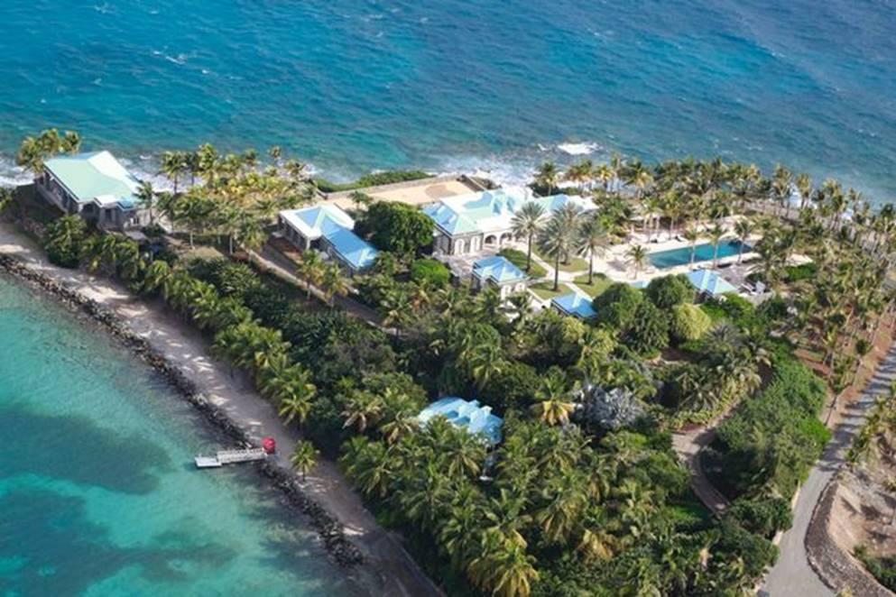 Image result for little saint james u.s. virgin islands