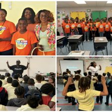 Arthur A. Richards K-8 School Hosts Anti-Bullying Campaign