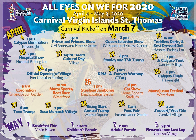 Carnival_Virgin Islands